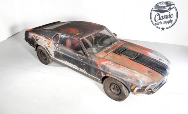 1970 mustang mach 1 shaker 32